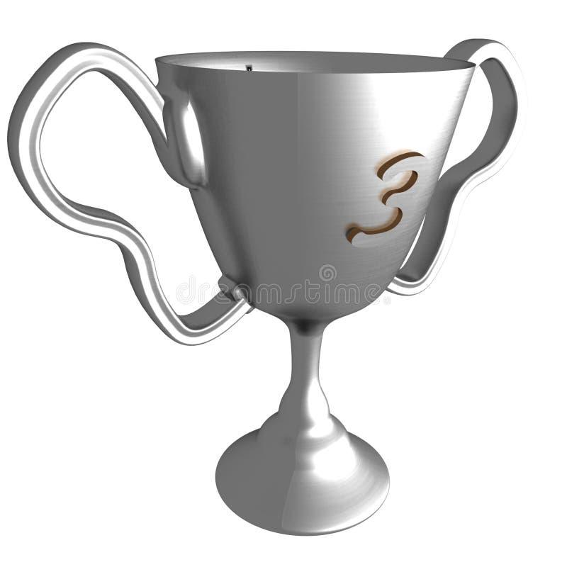 3ème Prix image stock