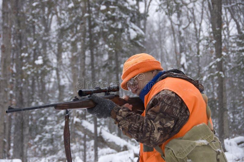 3个猎人季节 免版税库存图片