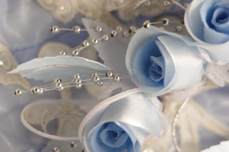 3件褂子婚礼 免版税库存图片