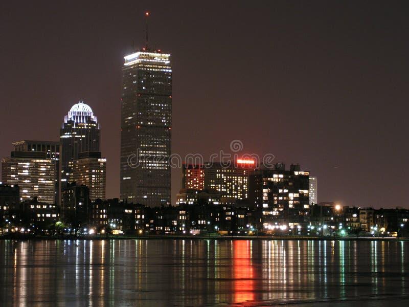 3冻结的波士顿 免版税库存图片