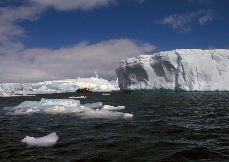 3南极洲 库存照片
