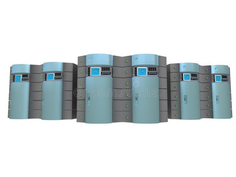 Download 3台3d蓝色服务器 库存例证. 插画 包括有 机架, 设计, 服务器, 蓝色, 数字式, 计算机, 主机, 万维网 - 192689