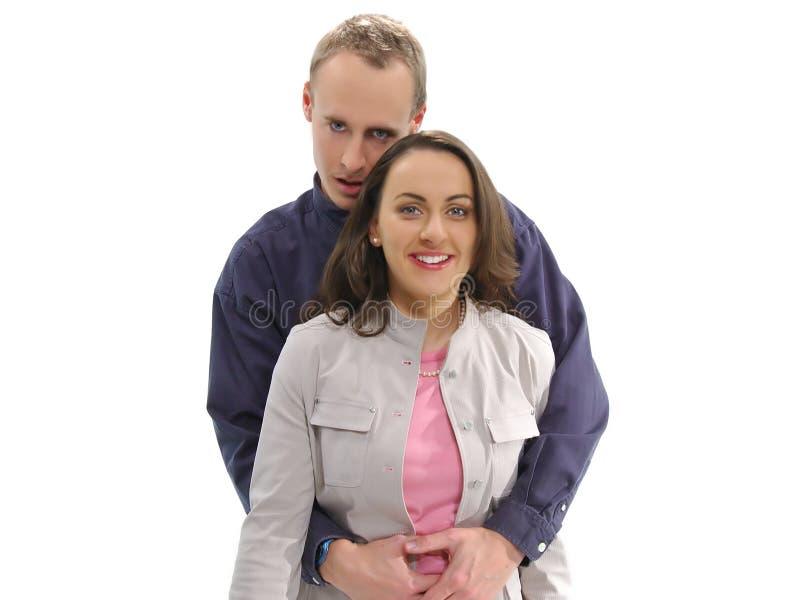 3对夫妇 免版税库存图片
