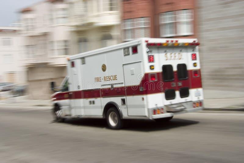 3救护车 免版税库存照片