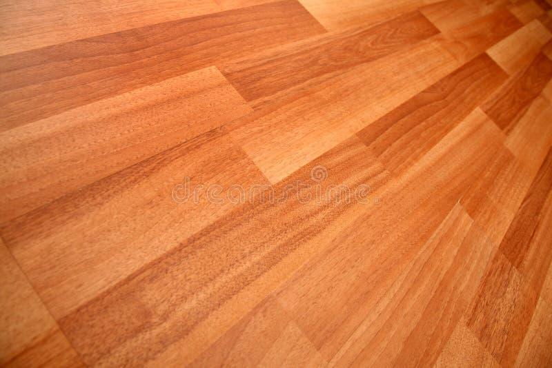 3木的木条地板 免版税库存图片