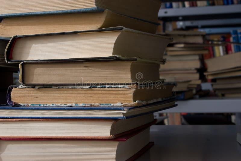 3本书 免版税库存图片