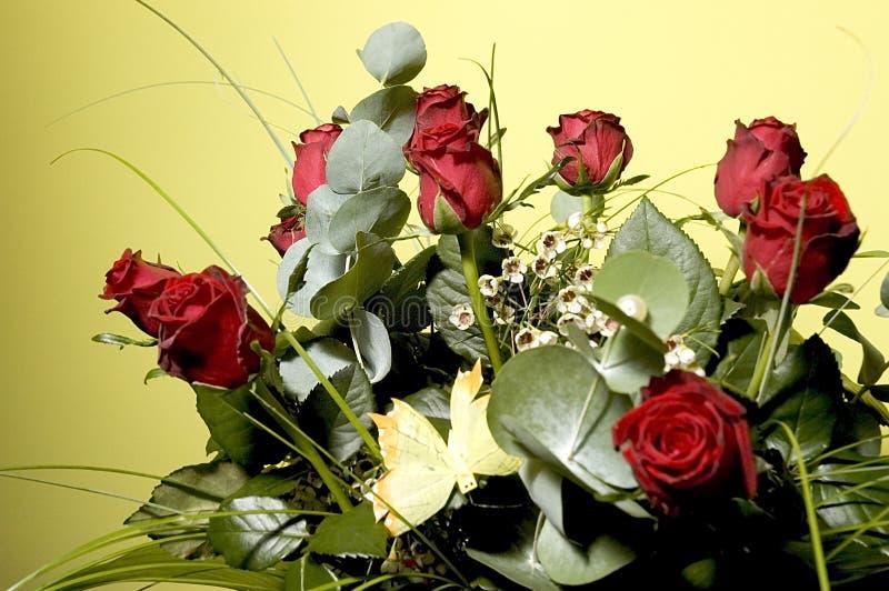 3朵花 免版税库存照片