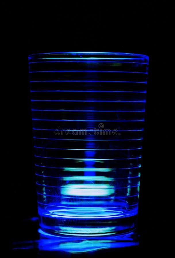 3水杯 免版税库存照片