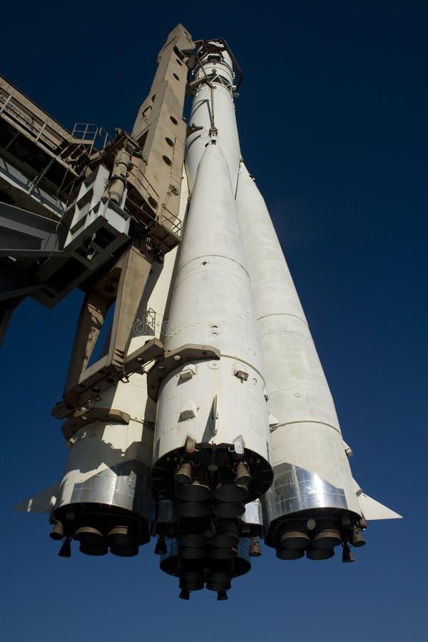 3火箭 库存照片