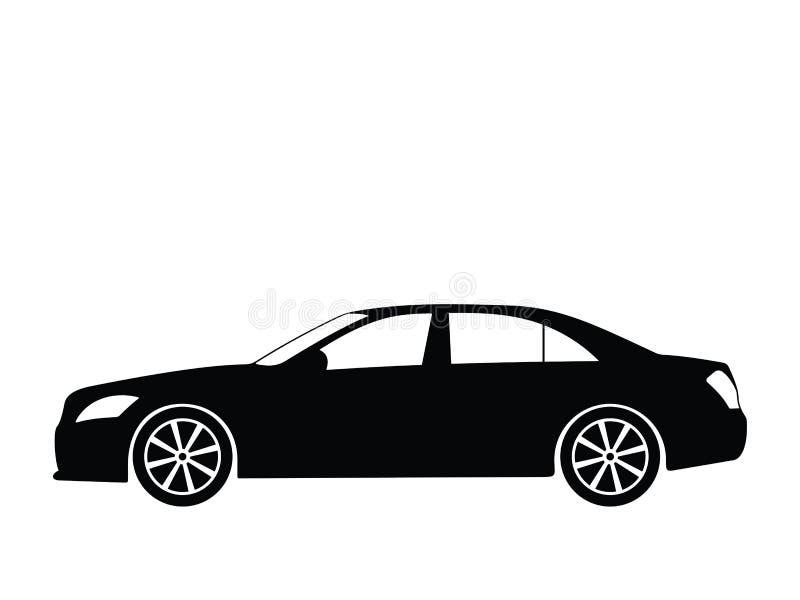 3辆汽车向量 向量例证