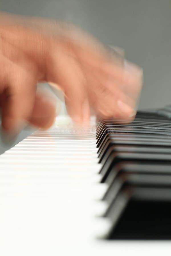 3钢琴 图库摄影