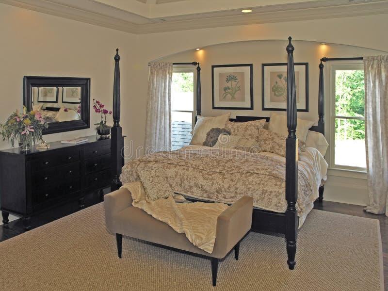 3 łóżek 7 luksusu pokój zdjęcie royalty free