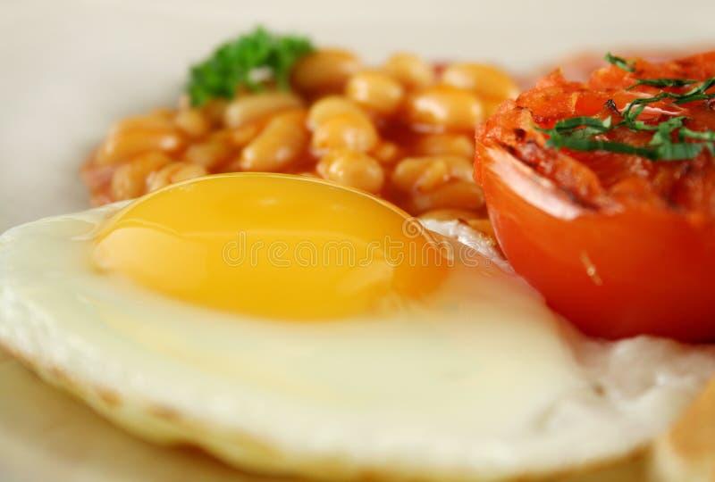 3 śniadanie zdjęcia stock