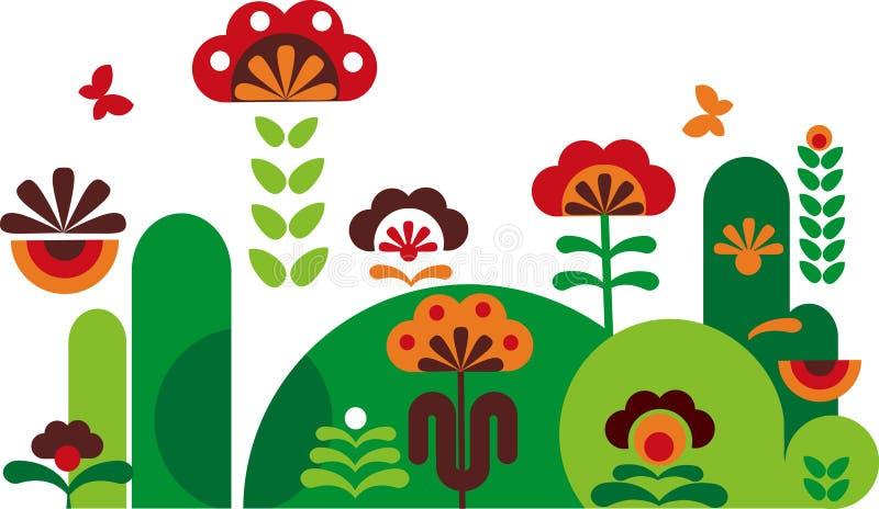 3 αφηρημένα ζωηρόχρωμα λου&lamb απεικόνιση αποθεμάτων