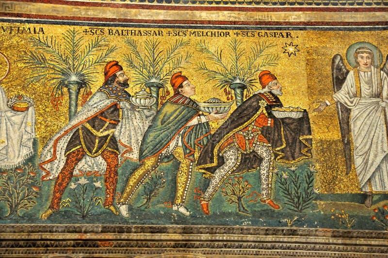 3 βασιλιάδες αγγέλου στοκ εικόνες