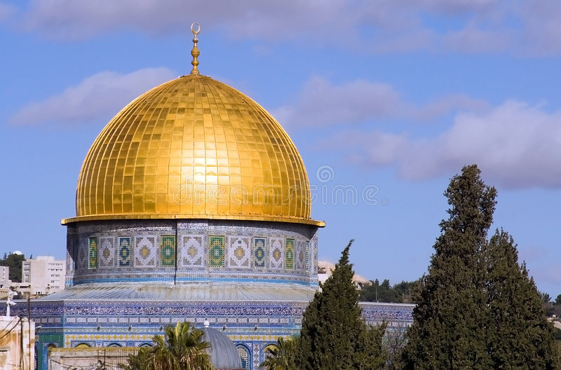 3 Ιερουσαλήμ στοκ εικόνα