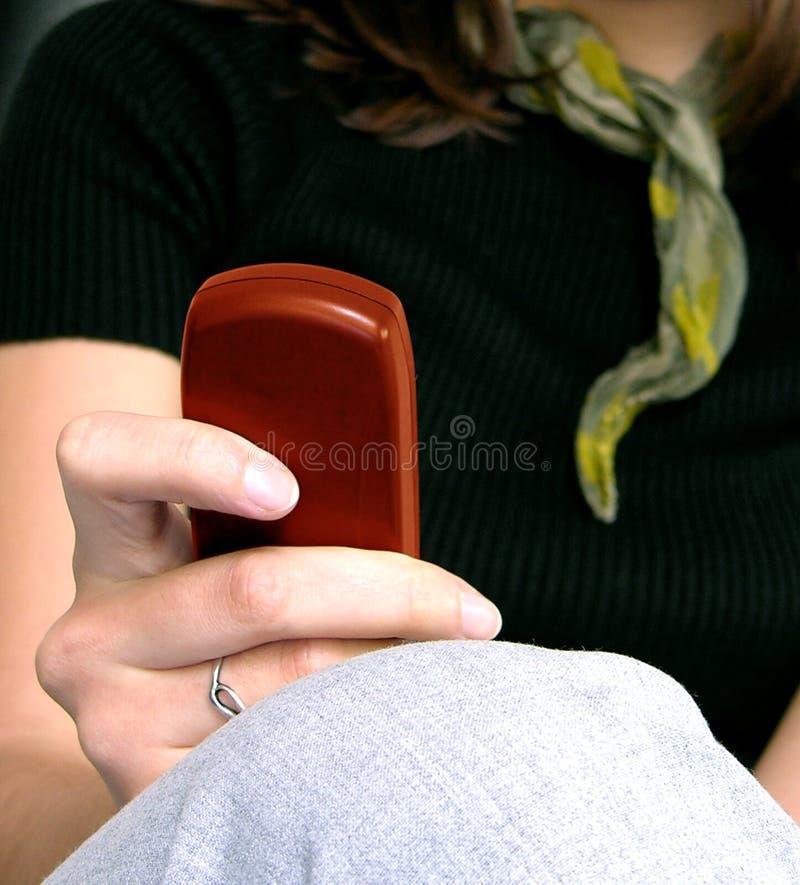 3 κλήση κάποιου στοκ φωτογραφία με δικαίωμα ελεύθερης χρήσης