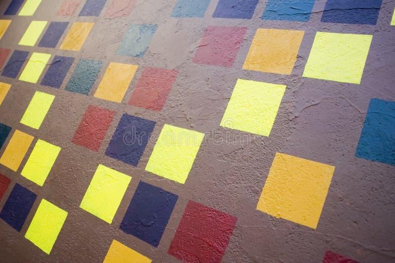 3 τετράγωνα διανυσματική απεικόνιση