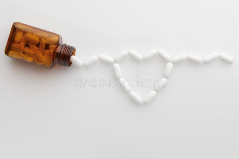 3 χάπια στοκ φωτογραφίες με δικαίωμα ελεύθερης χρήσης
