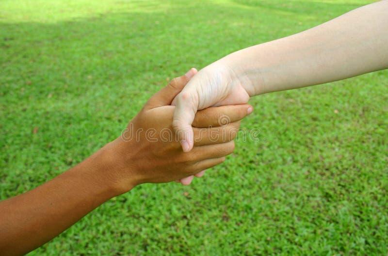 3 χέρια στοκ φωτογραφία με δικαίωμα ελεύθερης χρήσης