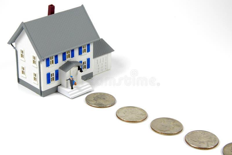 3 домашних сбережения стоковые фото