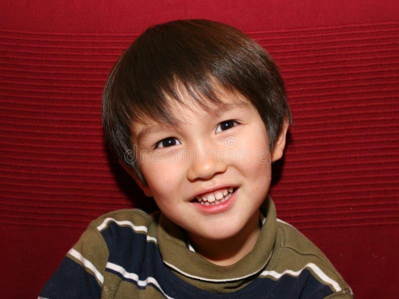 3 лет мальчика милых половинных старых стоковые фотографии rf