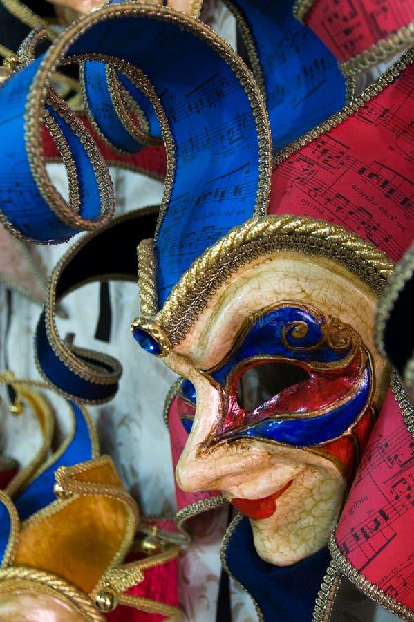 3 маска venice стоковое фото