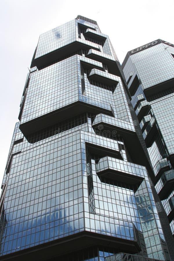 3 небоскреба стоковое изображение rf