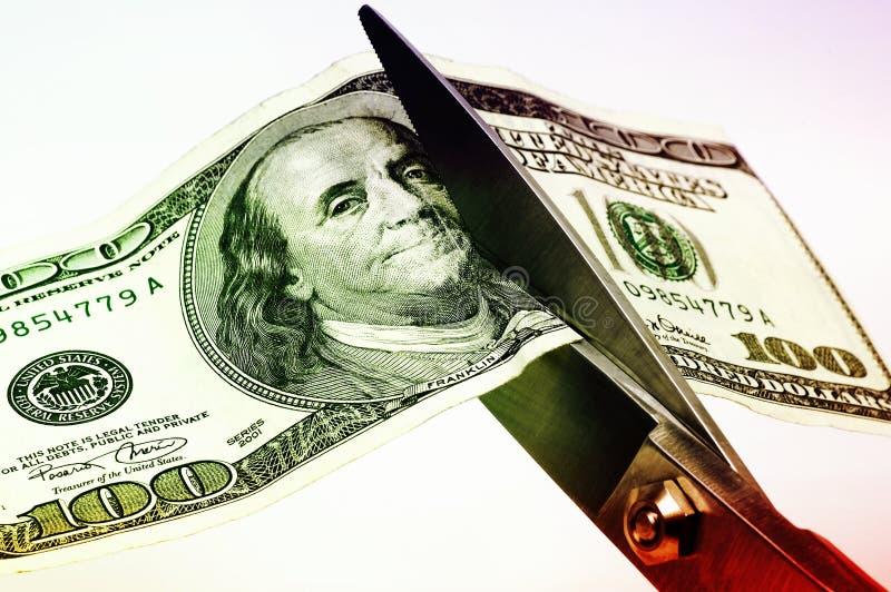 Download 3 отрезанная трата стоковое фото. изображение насчитывающей финансовохозяйственно - 89468