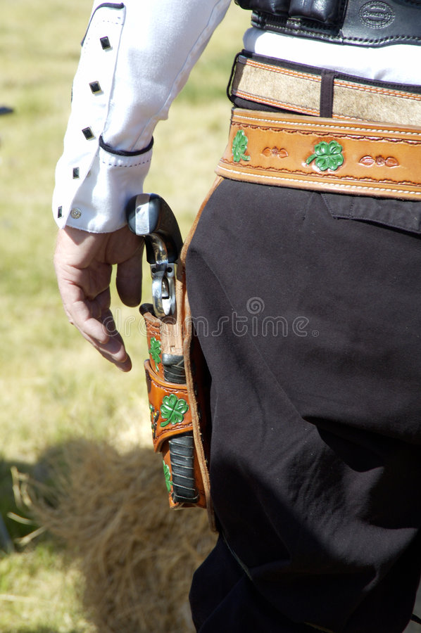 3 пистолета стоковая фотография rf