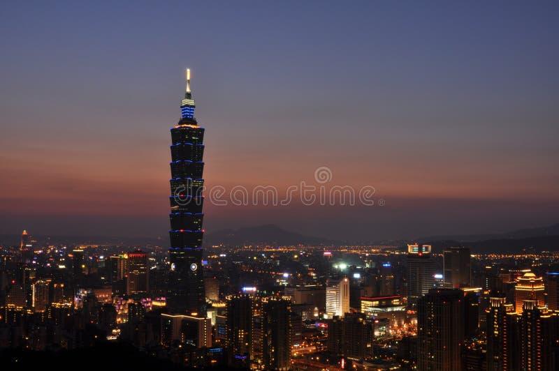 3 101台北 免版税库存照片