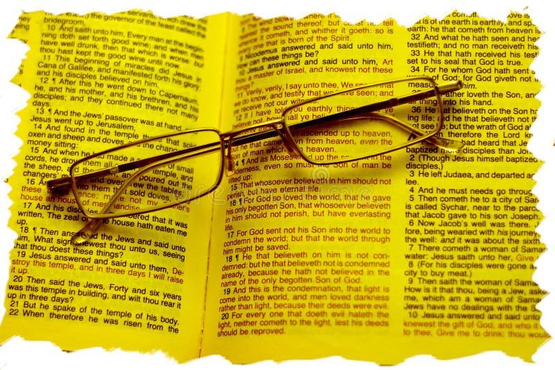 3:16 de John image libre de droits
