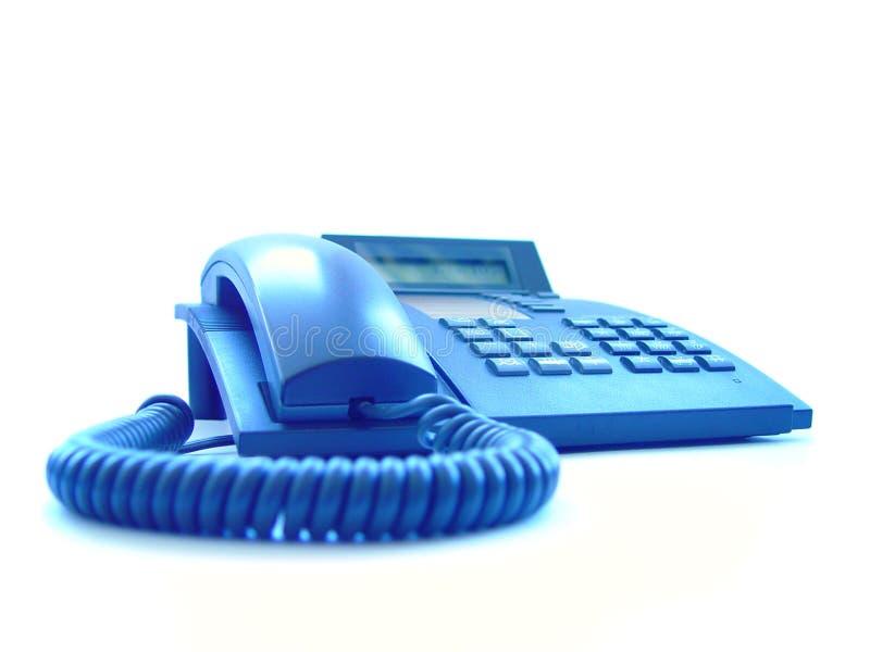 3个研究电话 库存图片