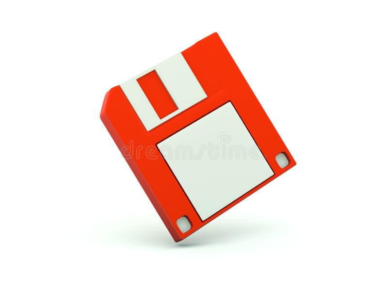 3.5 pouces de graphisme de disquette  illustration stock
