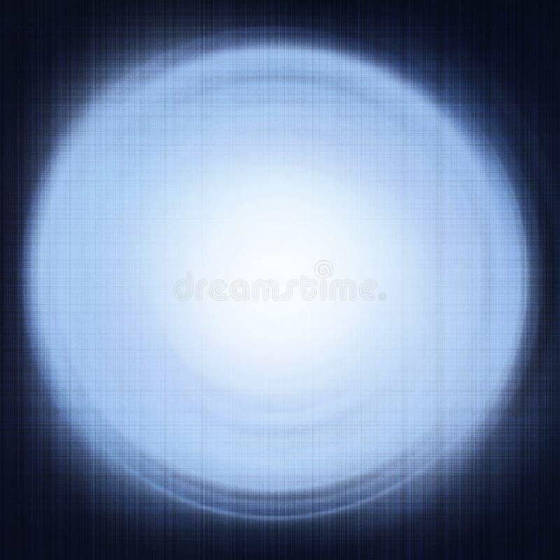 3 abstraktów światła reflektorów ilustracja wektor