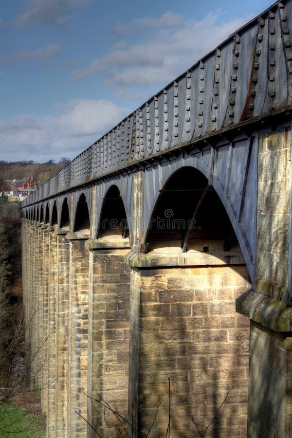 3 akwedukt obrazy stock