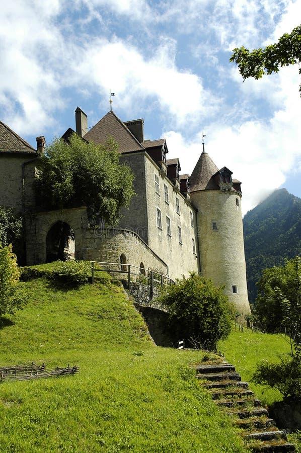 3 castillo 库存照片