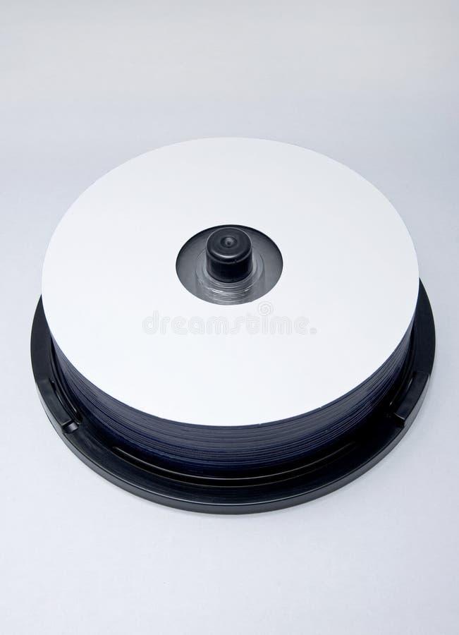 3 cd rom dvd obrazy stock