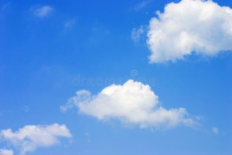 3 chmury obraz royalty free