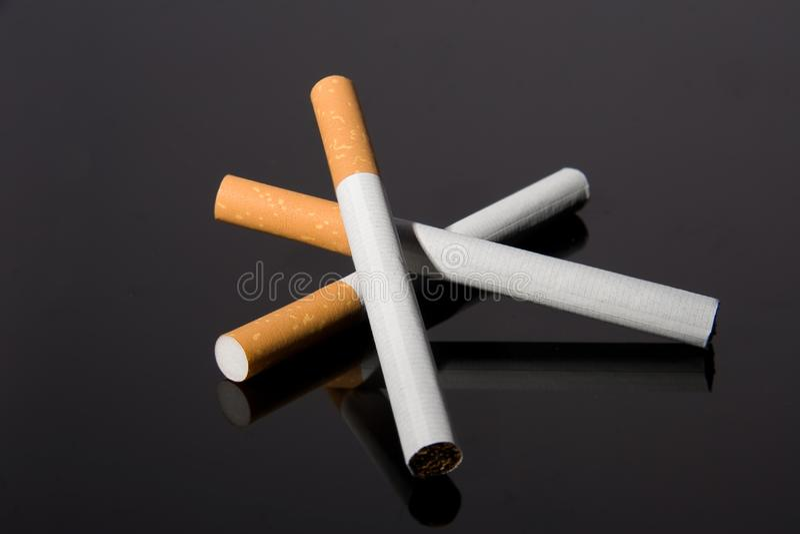 Download 3 cigarette stock photo. Image of harm, concept, habit - 17781712