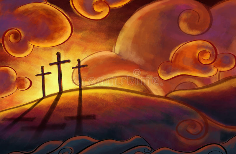 Download 3 Crosses Stock Images - Image: 23735264