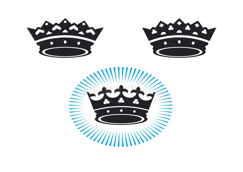 Download 3 Crowns Stock Images - Image: 8546064
