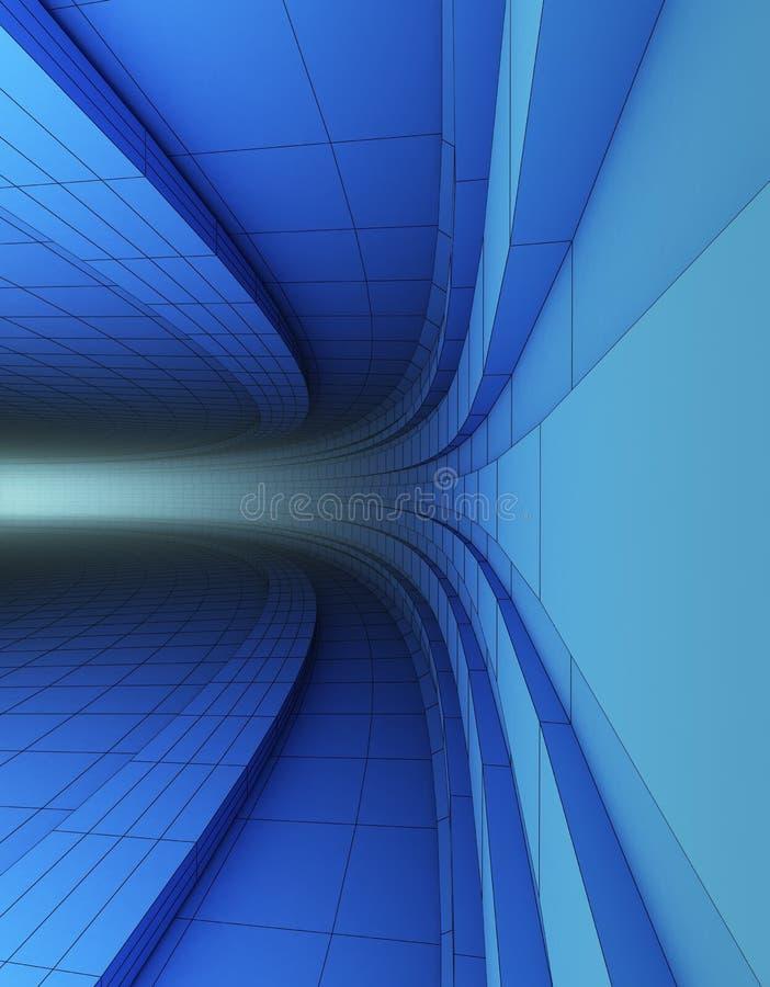 3 d abstrakcyjna konstrukcji