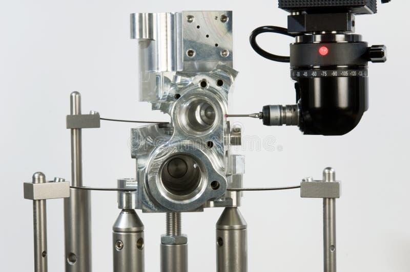 3-D-coordinate-measuring stockbild
