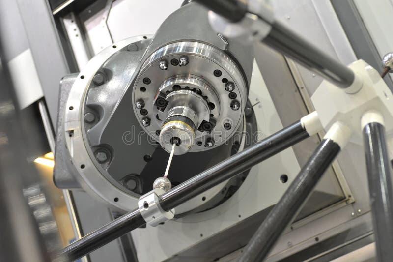 3-D-coordinate-measuring stockfotos