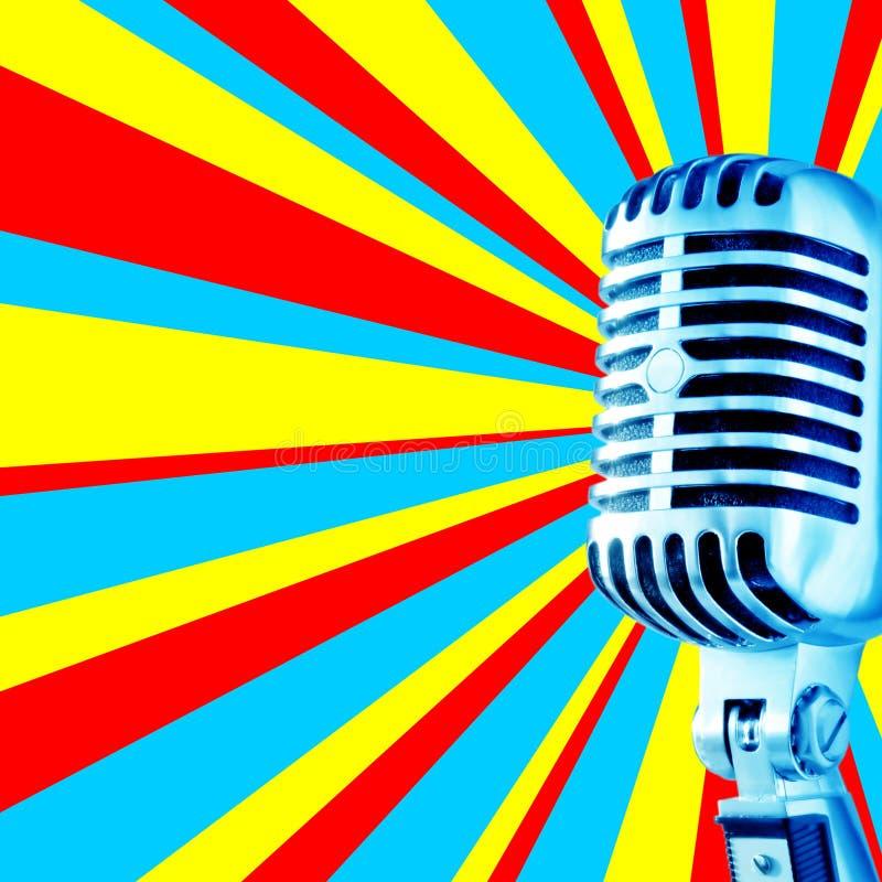 3 disco mic στοκ φωτογραφία με δικαίωμα ελεύθερης χρήσης