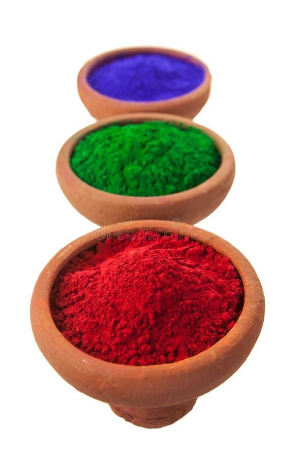 3 Farben lizenzfreie stockfotos
