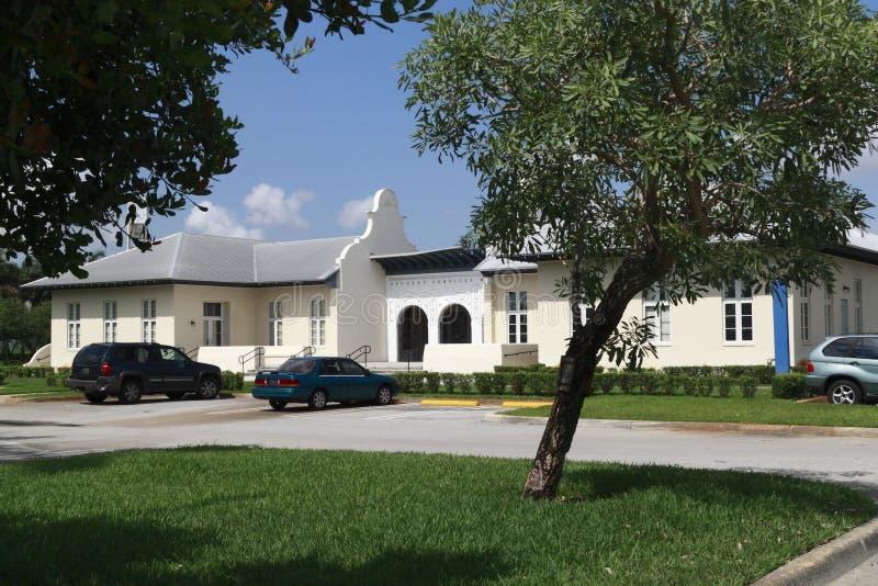 3 Florida pomnika uniwersytet fotografia stock