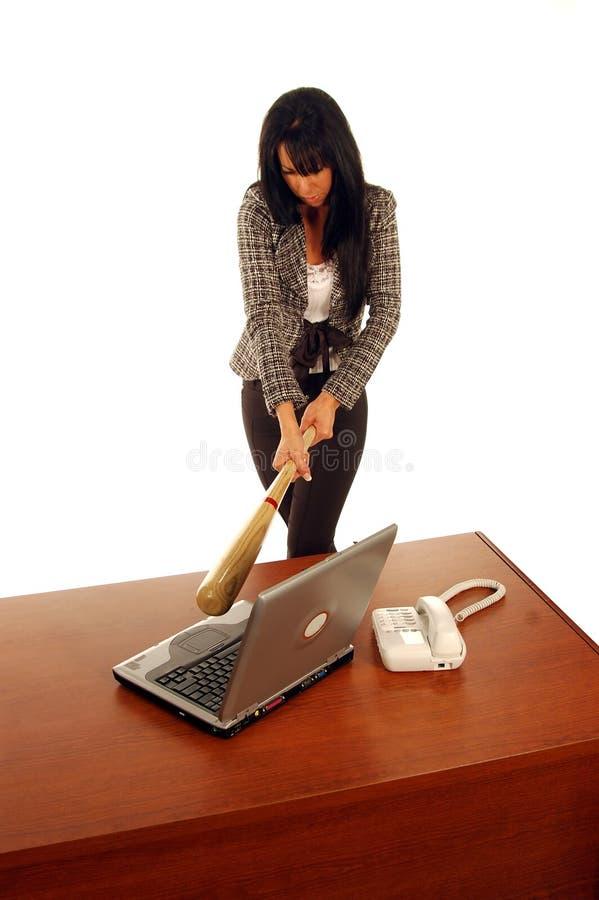3 frustracj urzędu zdjęcia stock