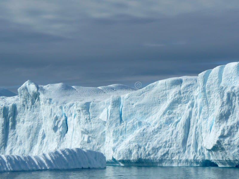 3 góra lodowa zdjęcia stock
